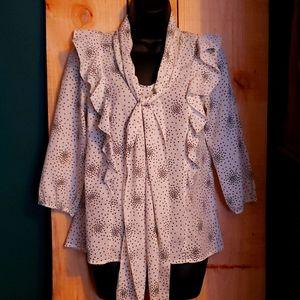 Womens quarter sleeve blouse.